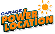 GARAGE POWER LOCATION